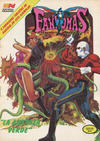 Cover for Fantomas (Editorial Novaro, 1969 series) #672