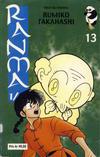 Cover for Ranma 1/2 (Hjemmet / Egmont, 2003 series) #13 [Bokhandelutgave]