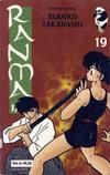 Cover for Ranma 1/2 (Hjemmet / Egmont, 2003 series) #19 [Bokhandelutgave]