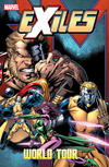 Cover for Exiles (Marvel, 2002 series) #12 - World Tour Book 1