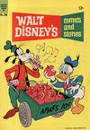 Cover for Walt Disney's Comics (W. G. Publications; Wogan Publications, 1946 series) #266