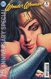 Cover Thumbnail for Wonder Woman 75th Anniversary Special (2016 series) #1 [Liam Sharp Variant Cover]