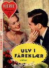 Cover for Hjerterevyen (Serieforlaget / Se-Bladene / Stabenfeldt, 1960 series) #10/1960
