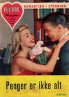 Cover for Hjerterevyen (Serieforlaget / Se-Bladene / Stabenfeldt, 1960 series) #16/1960