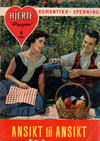 Cover for Hjerterevyen (Serieforlaget / Se-Bladene / Stabenfeldt, 1960 series) #6/1961