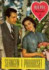 Cover for Hjerterevyen (Serieforlaget / Se-Bladene / Stabenfeldt, 1960 series) #12/1961