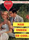Cover for Hjerterevyen (Serieforlaget / Se-Bladene / Stabenfeldt, 1960 series) #13/1961
