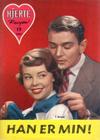 Cover for Hjerterevyen (Serieforlaget / Se-Bladene / Stabenfeldt, 1960 series) #19/1961