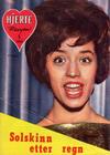 Cover for Hjerterevyen (Serieforlaget / Se-Bladene / Stabenfeldt, 1960 series) #1/1962