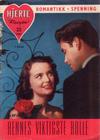 Cover for Hjerterevyen (Serieforlaget / Se-Bladene / Stabenfeldt, 1960 series) #22/1961