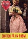 Cover for Hjerterevyen (Serieforlaget / Se-Bladene / Stabenfeldt, 1960 series) #23/1961