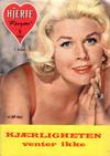 Cover for Hjerterevyen (Serieforlaget / Se-Bladene / Stabenfeldt, 1960 series) #5/1962