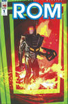 Cover Thumbnail for ROM (2016 series) #1 [Ultimate Comics/North Carolina Comic Con by Tommy Lee Edwards]