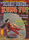 Cover for The Deadly Hands of Kung Fu (K. G. Murray, 1975 series) #11