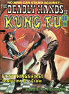 Cover for The Deadly Hands of Kung Fu (K. G. Murray, 1975 series) #13