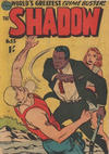 Cover for The Shadow (Frew Publications, 1952 series) #53