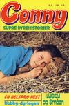 Cover for Conny (Serieforlaget / Se-Bladene / Stabenfeldt, 1985 series) #8/1985