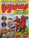 Cover for Ben Barbary Bushranger (Douglas V. Maxted, 1947 series) #4