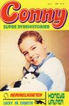 Cover for Conny (Serieforlaget / Se-Bladene / Stabenfeldt, 1985 series) #4/1985