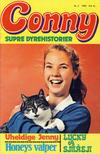 Cover for Conny (Serieforlaget / Se-Bladene / Stabenfeldt, 1985 series) #2/1985