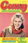 Cover for Conny (Serieforlaget / Se-Bladene / Stabenfeldt, 1985 series) #6/1985