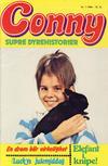 Cover for Conny (Serieforlaget / Se-Bladene / Stabenfeldt, 1985 series) #1/1986