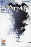 Cover Thumbnail for Batman (2011 series) #39 [La Mole Comic Con Internacional Cover]