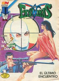 Cover Thumbnail for Fantomas (Editorial Novaro, 1969 series) #593
