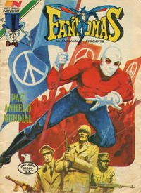 Cover Thumbnail for Fantomas (Editorial Novaro, 1969 series) #595