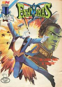 Cover Thumbnail for Fantomas (Editorial Novaro, 1969 series) #602
