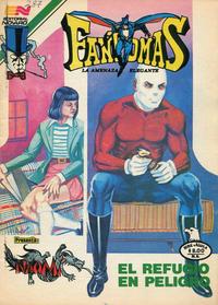 Cover Thumbnail for Fantomas (Editorial Novaro, 1969 series) #585