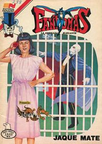 Cover Thumbnail for Fantomas (Editorial Novaro, 1969 series) #586