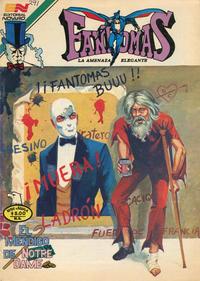 Cover Thumbnail for Fantomas (Editorial Novaro, 1969 series) #589