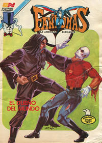 Cover Thumbnail for Fantomas (Editorial Novaro, 1969 series) #609