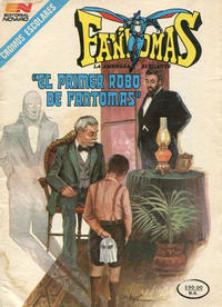 Cover Thumbnail for Fantomas (Editorial Novaro, 1969 series) #716