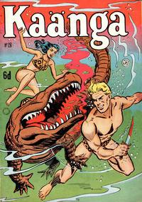 Cover Thumbnail for Kaänga Comics (H. John Edwards, 1950 ? series) #28