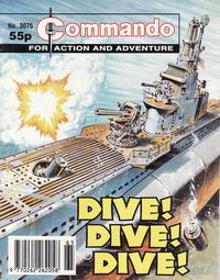 Cover Thumbnail for Commando (D.C. Thomson, 1961 series) #3075