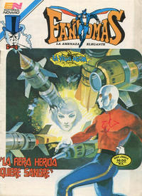 Cover Thumbnail for Fantomas (Editorial Novaro, 1969 series) #518