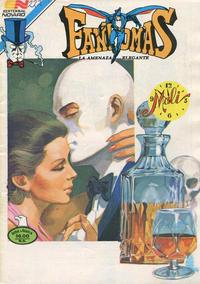 Cover Thumbnail for Fantomas (Editorial Novaro, 1969 series) #521