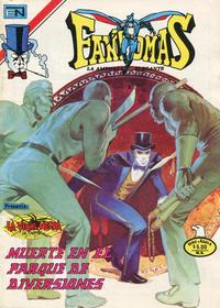 Cover Thumbnail for Fantomas (Editorial Novaro, 1969 series) #510