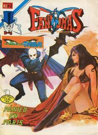 Cover Thumbnail for Fantomas (Editorial Novaro, 1969 series) #494