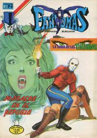 Cover Thumbnail for Fantomas (Editorial Novaro, 1969 series) #496