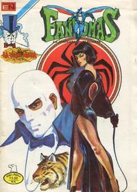 Cover Thumbnail for Fantomas (Editorial Novaro, 1969 series) #499