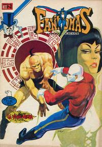 Cover Thumbnail for Fantomas (Editorial Novaro, 1969 series) #505