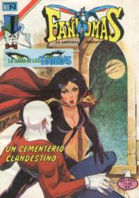 Cover Thumbnail for Fantomas (Editorial Novaro, 1969 series) #495