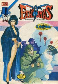Cover Thumbnail for Fantomas (Editorial Novaro, 1969 series) #506