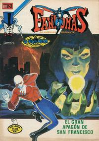 Cover Thumbnail for Fantomas (Editorial Novaro, 1969 series) #503