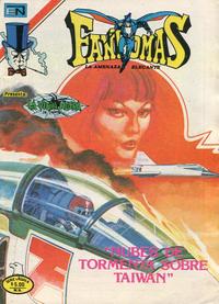 Cover Thumbnail for Fantomas (Editorial Novaro, 1969 series) #516