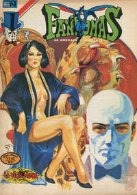 Cover Thumbnail for Fantomas (Editorial Novaro, 1969 series) #504