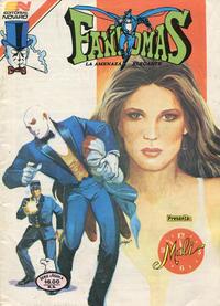 Cover Thumbnail for Fantomas (Editorial Novaro, 1969 series) #522